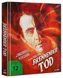 Roveto morte [Blu-Ray + DVD LIMITED MediaBook B/Nuovo/Scatola Originale] Christopher Lee, PET
