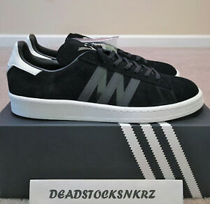 SALE ADIDAS BEDWIN AND THE HEARTBREAKERS GREY BW CAMPUS 80s S75675 Size 11 12