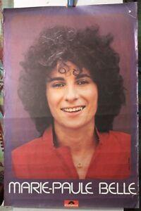 Affiche-Originale-Marie-Paule-BELLE-Polydor-1978