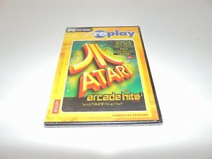 Atari-Arcade-Hits-1-The-Ultimate-Collection-PC-Windows-CD-Rom-New