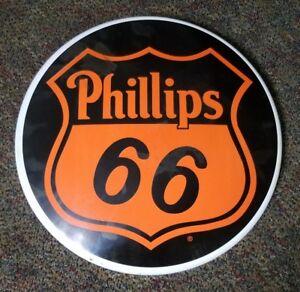 Phillips 66 porcelaine signe-afficher le titre d`origine zdxuyz0i-09092645-308546701