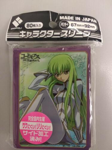 Card Sleeve Broccoli Code Geass Lelouch of the Rebellion C.C