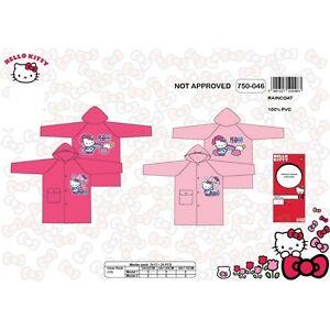 Coupe-Vent-enfant-Hello-Kitty-impermeable-tenue-de-pluie-enfants-2-6-ans