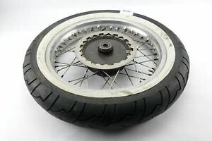 Moto-Guzzi-GT-Mille-VH-Bj-1989-Hinterrad-Rad-Felge-hinten-N07H