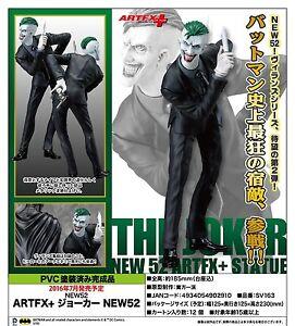 Joker Artfx Statue Kotobukiya