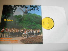 LP Pop Akkorden Jugendorch' Bremen - 10 Jahre (12 Song) BOCCACCIO Rolf Simson
