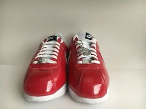 Image is loading Nike-Cortez-Basic-QS-Shoes-Gym-Red-819721- bc50f99e3