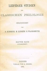 LEIPZIGER-STUDIEN-ZUR-CLASSISCHEN-PHILOLOGIE-band-11-suppl