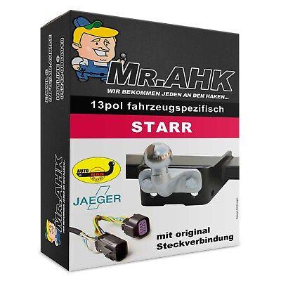 AUTO-HAK Ford Transit//Tourneo Connect 03-13 AHK Anhängerkupplung starr 13pol spe