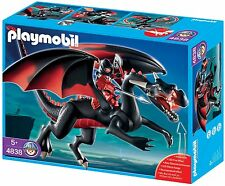 Playmobil #4838 Dragon with LED Fire NIB discontinued Brand New