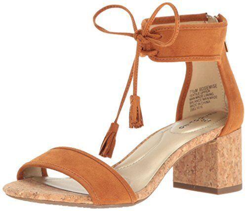 Bandolino femmes Semise Dress Sandal- Select SZ Couleur.