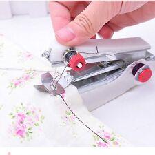Mini Portable Cordless Handheld Desktop Home Travel Household Sewing Machine Kit