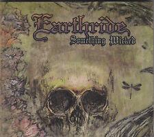 EARTHRIDE - something wicked CD
