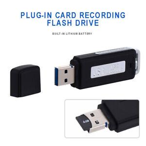Mini-32G-USB-Flash-Drive-Voice-Recorder-Memory-Stick-Pen-Audio-Dictaphone-U-Disk