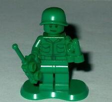 TOY STORY Lego Army Men Soldier w/Radio, Binoculars NEW Genuine Lego 7595 Disney