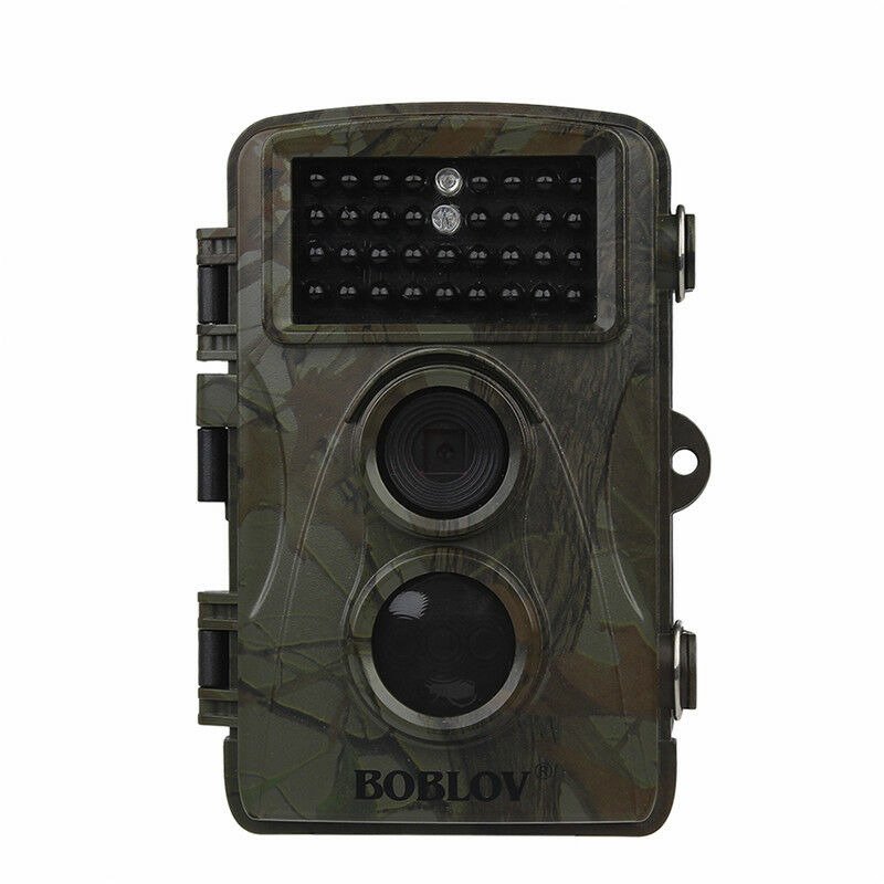 1080P HD 12MP Hunting Scouting Trail Camera Game Wildlife IR LED Night CT007 PIR