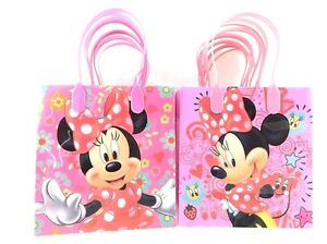 Image Is Loading Licensed Minnie Mouse Reusable Premium Party Favor Goodie