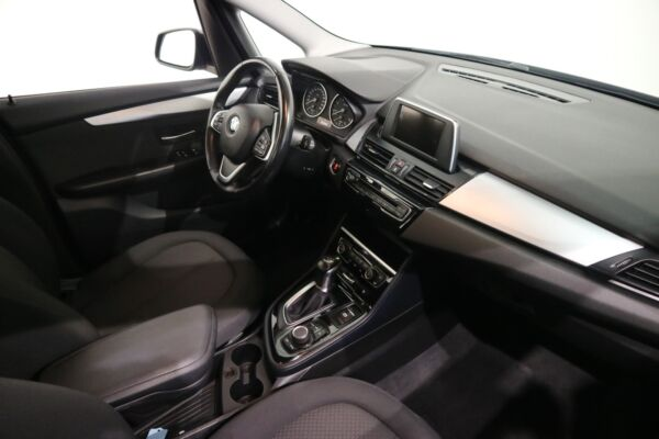 BMW 218d 2,0 Gran Tourer Advantage aut. 7p - billede 5