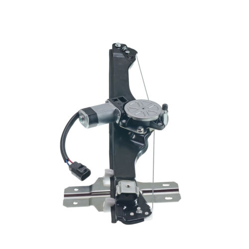 Rear L /& R Window Regulator w//Motor for Buick Chevy Traverse GMC Acadia Outlook