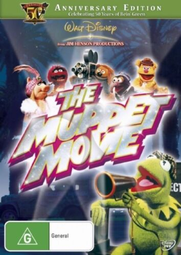 1 of 1 - The Muppet Movie - New/Sealed DVD Region 4