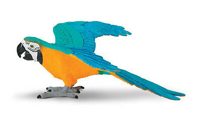 Blue & Gold Macaw Replica #264029 ~ FREE SHIP/ USA  w/ $25+ SAFARI, Products