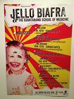 JELLO BIAFRA 2013 Australian Tour Poster A2 DEAD KENNEDYS LARD MELVINS ***NEW***