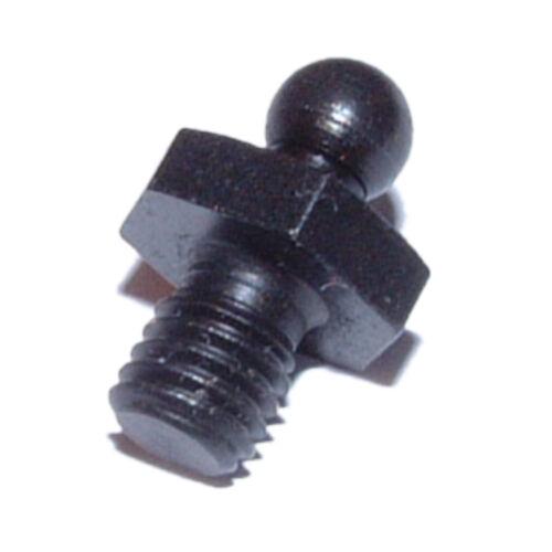 schwarz verchromt  M5x6 mm TU-08SwC  passt zu allen Tenax Oberteilen 1x Loxx