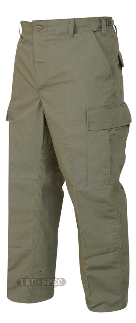 Tru-Spec BDU Pants 65 35 P C RS OLIVE,DIGITAL DESERT,DIGITAL URBAN,DIGITAL WDL