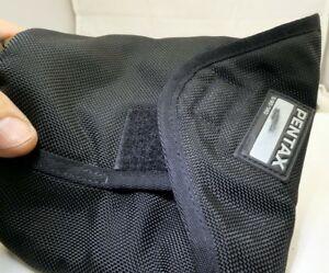 Pentax Objectif Noire Étui Souple Pochette Fa 645 Ls 135mm F4.0 Feuille