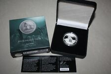 (PL) 2012 Kangaroo Mareeba Rock-Wallaby $1 SILVER PROOF ROYAL MINT AUSTRALIA RAM