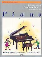 Acheter Pas Cher Alfred De Base Leçon De Piano Livre Complet Level 1-afficher Le Titre D'origine