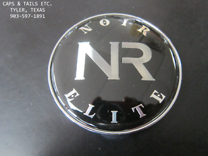 Noir Elite center cap 6012K75 NR100 NR102 NR104 NR106 NR108 NR110 center cap