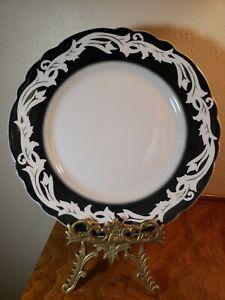Vintage-Restaurant-Ware-WELLSVILLE-China-9-3-4-034-Dinner-Plate-MAJESTIC-USA