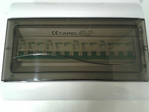 3 Phase mini consumer unit, distribution board RCD or isolation ...