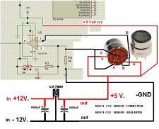 1PCS ORIGINAL & Brand New MG811 CO2 Carbon Gas Sensor