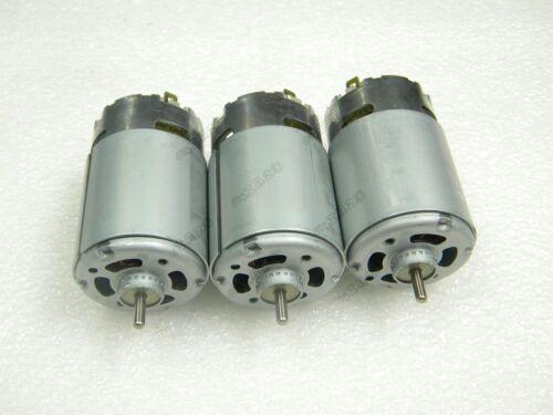 Bosch For Mabuchi Motore RS-550VC-7525 per diversi Avvitatore a batteria Makita