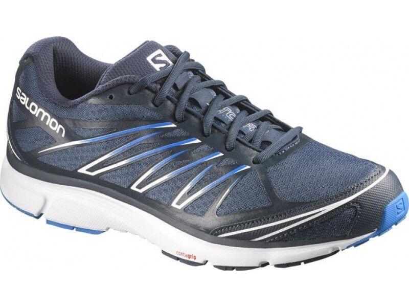 Schuhe Running Corsa City Trail  SALOMON X-TOUR 2 Uk Uk 2 8.5 Eu 42 2/3 Blau 1d93fe