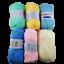 Indexbild 1 - 2 X Pelotes de Laine 130 Mètres Mercerie Couture Tricot 6 Couleurs au Choix