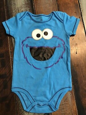 Sesame Street Ernie Infant Romper Creeper Body Suit
