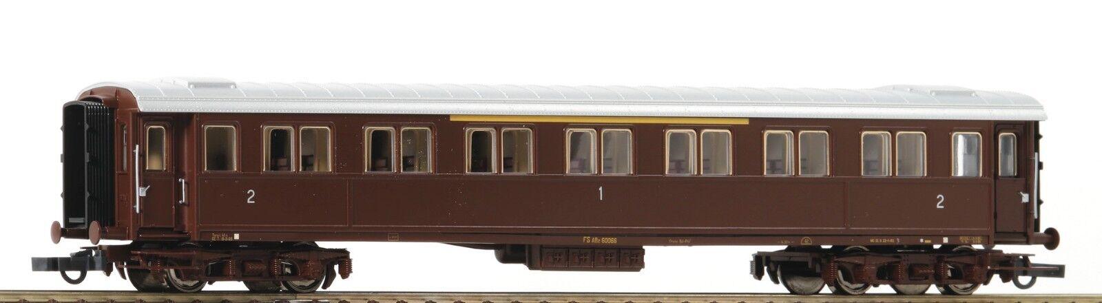 Roco 74381 Tipo '21 SERIE 10000 e derivate Castano, mista 1a/2a classe FS