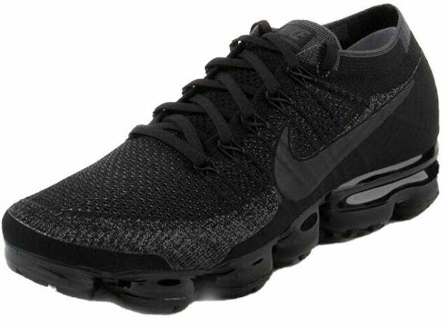 Size 13 - Nike Air VaporMax Triple Black 2017 - 849558-007