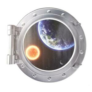 3D-Space-Capsule-Removable-PVC-Waterproof-Decal-Home-Wall-Window-Stickers