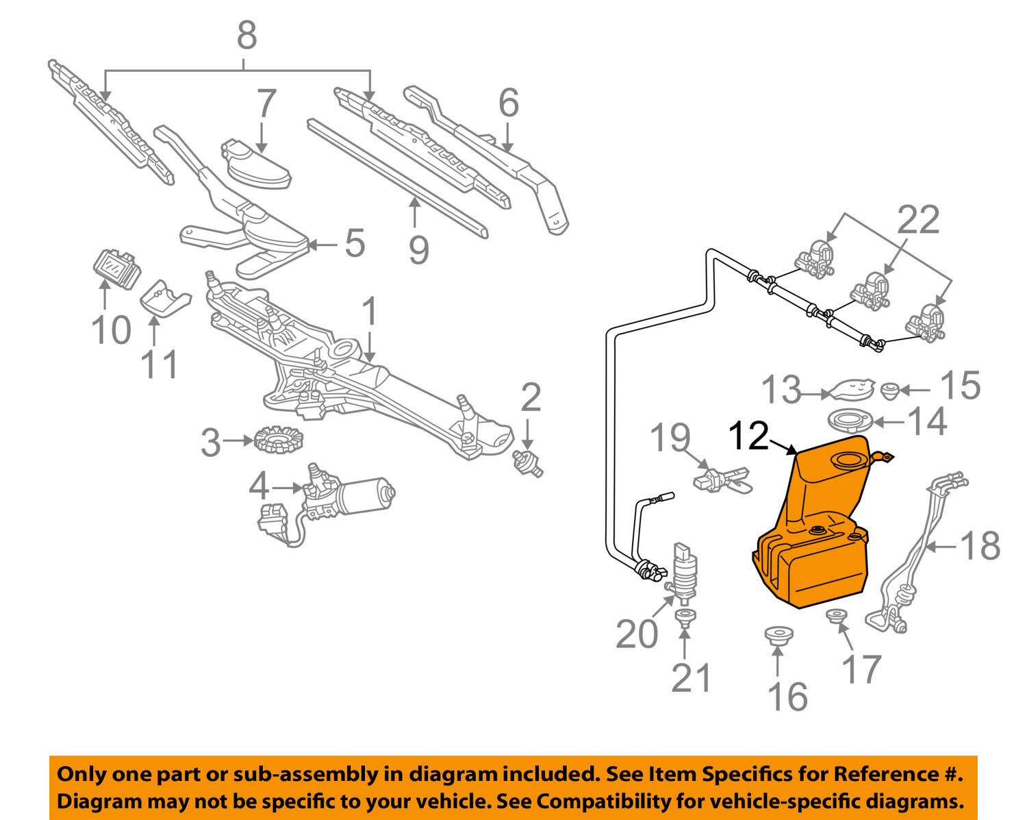00 Mercedes Benz S430 S Class W220 Winshield Washer Fluid 2001 Cl600 Fuse Diagram Norton Secured Powered By Verisign
