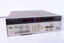 Hewlett Packard Noise Figure Master 8970a