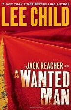 Jack Reacher: A Wanted Man 17 by Lee Child (2012, Hardcover)