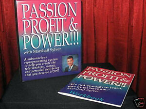 Passion-Profit-amp-Power-Wealth-MARSHALL-SYLVER-6-Cass-6-CDs-MSRP-299