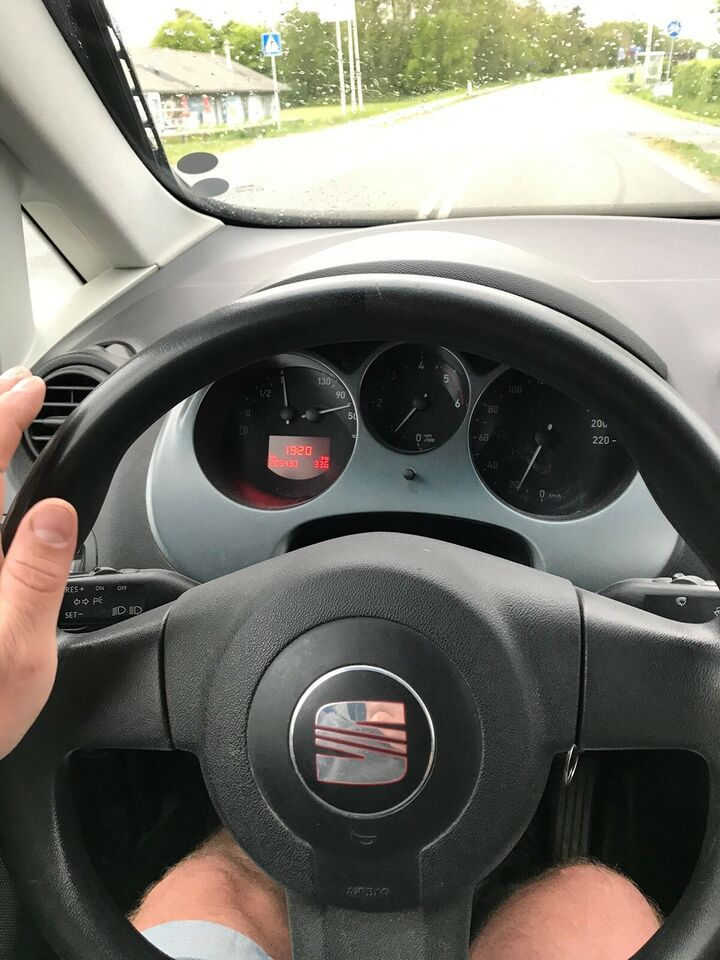 Seat, Toledo, 1,9 TDi 105 Stylance Van