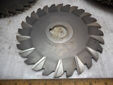 "NIAGARA CUTTER HSS Staggered Tooth Side Mill 2 1//2/"" x 1//4/"" x 7//8/"" #8B-A0009"