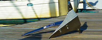 Stainless Steel Dinghy Kayak PWC Stern Collapsible 2.5lb Mantus Boat Anchor