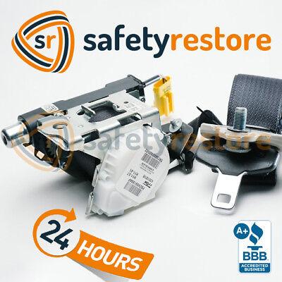 Locked /& Blown Seatbelt Fix Honda Seat Belt Repair After Accident